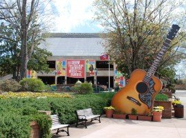 Oddball Escapes baseball road trip sports tour Opry Nashville inclusion sightseeing