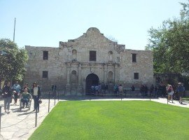 Oddball Escapes baseball road trip tour San Antonio Alamo