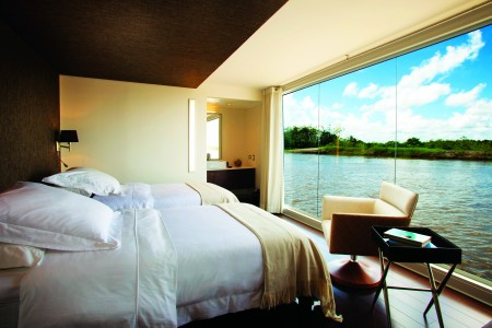 tour guide river cruises Avalon stateroom