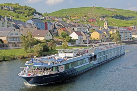 tour guide river cruises Avalon Luxembourg Moselle