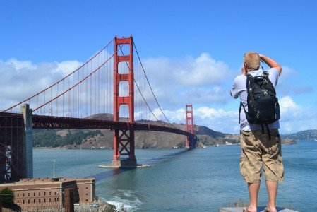 oddball escapes independent adventure plus san Francisco golden gate bridge