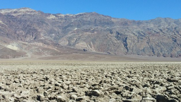 Death Valley's Landscape