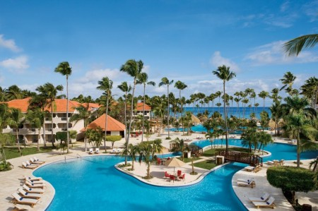 tour guide all-inclusive resorts Dreams Punta Cana