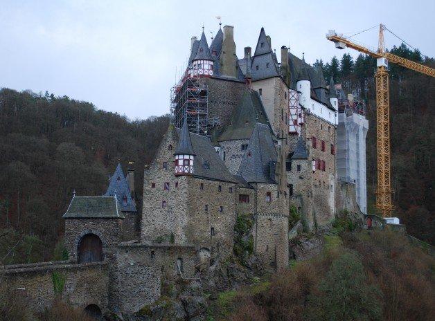 Burg Eltz Medieval Castle