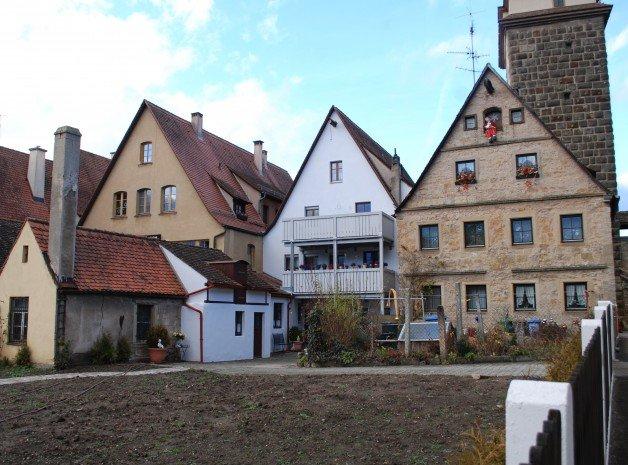 European Town Architecture