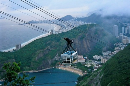 tour guide escorted tour multi-destination Globus Rio de Janiero