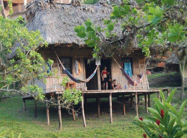 Lodge in Guatemala