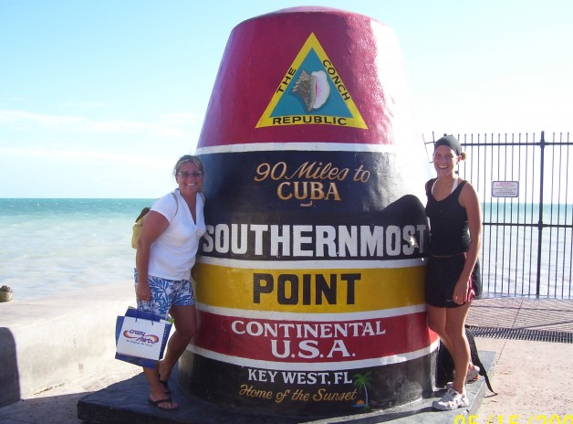 USA's Southernmost Point, Key West