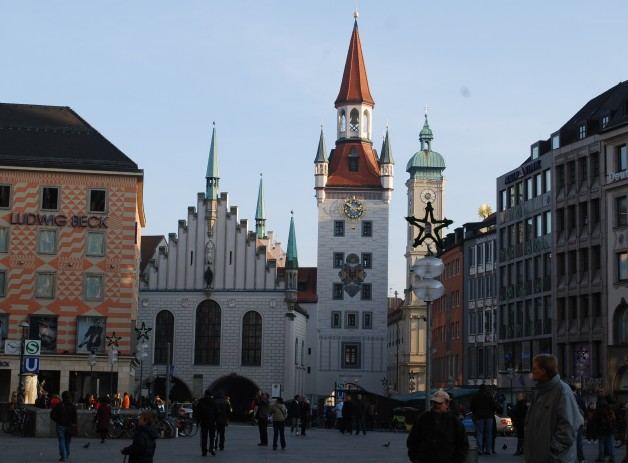 Munich City Center