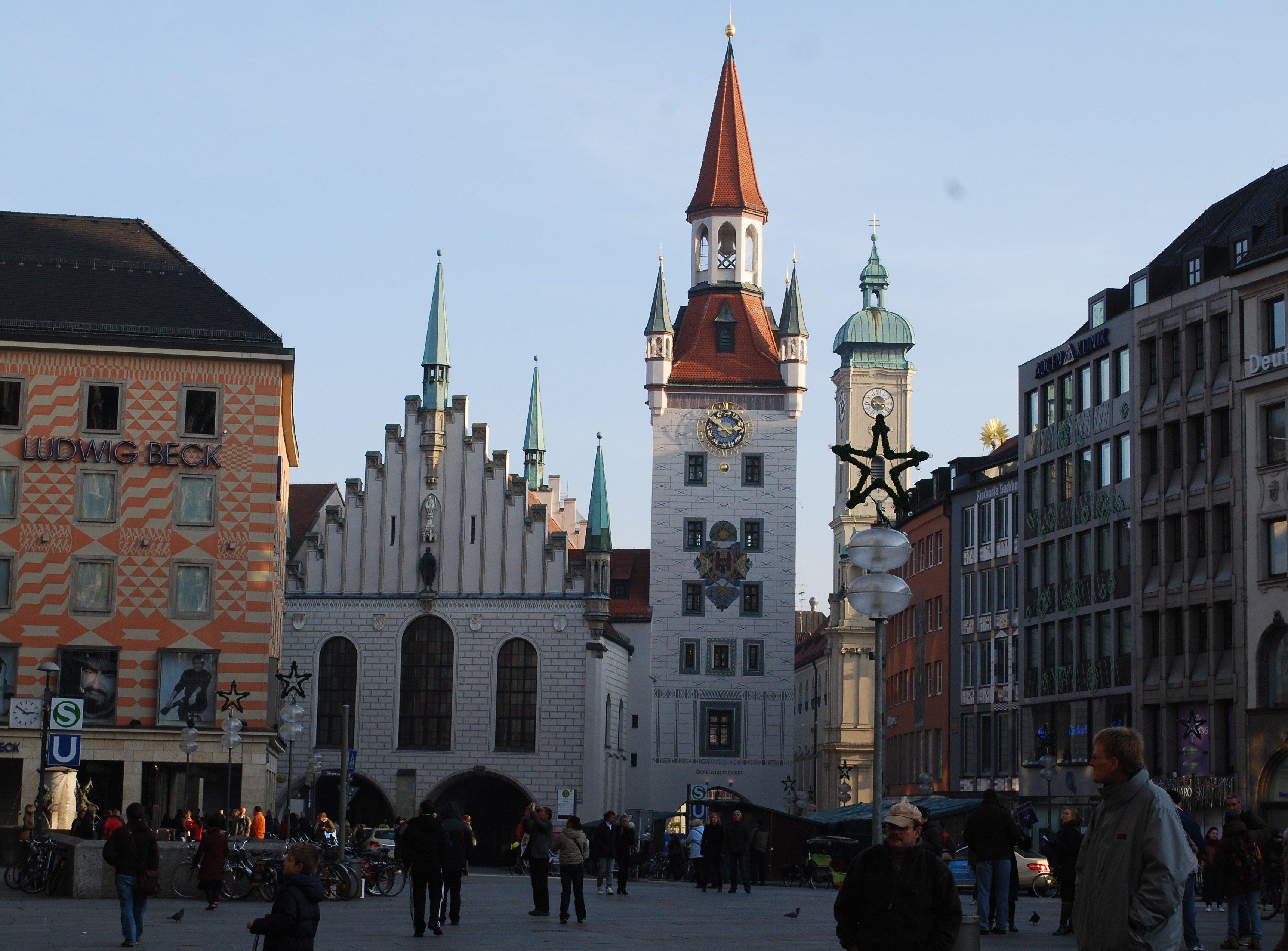 Munich City Center Oddball Escapes