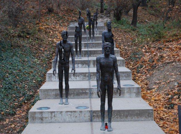 Prague's Victims of Communism Monument