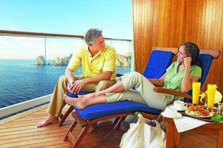 oddball escapes cruise princess private balcony