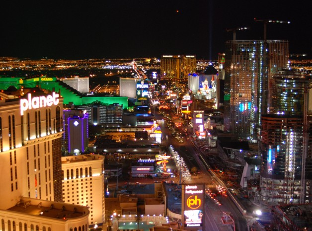 The Lights of Las Vegas
