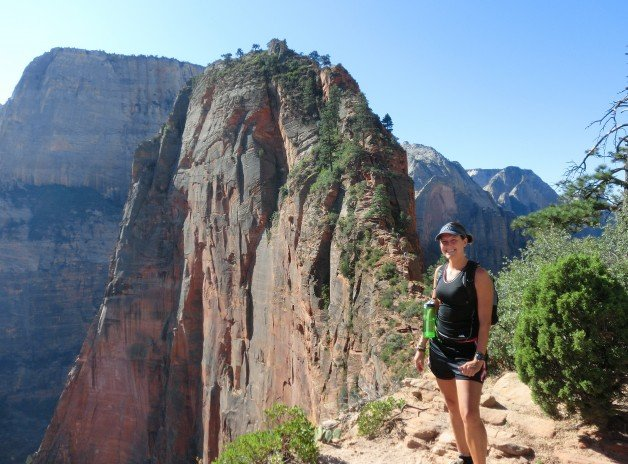 Hike Angel's Landing in Zion