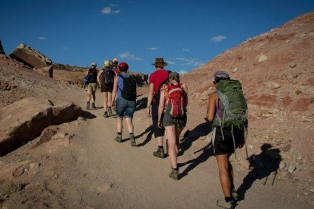 oddball escapes group travel planning hiking