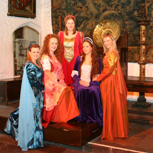 Bunratty Castle Medieval Banquet with Globus