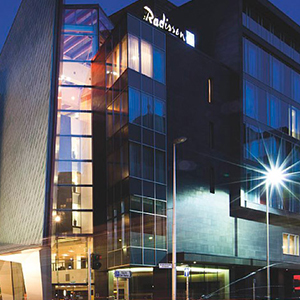 Radisson Blu Glasgow with Globus