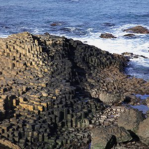 Northern Irleand Belfast Giant's Causeway Tour