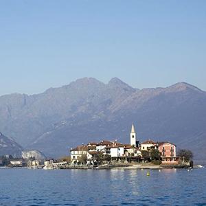 Italy Lake Maggiore Dinner on Pescatori Island