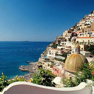 Italy Sorrento Charming Positano