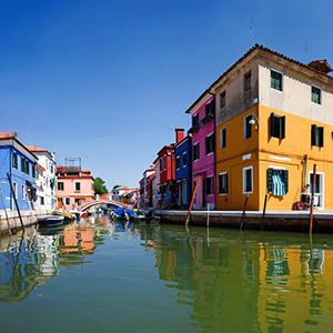 Italy Venice Discover the Vetetian Lagoon