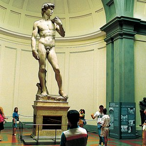 Italy Florence David Michelangelo Monograms