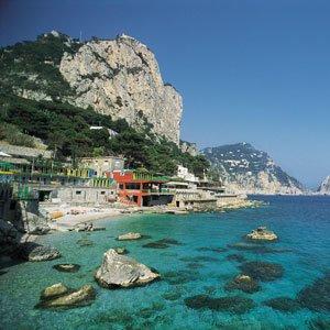 Italy's Isle of Capri