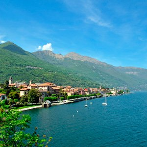Nothern Italy's Lake Maggiore