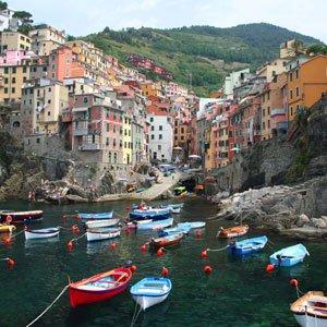 Italy Riomaggiore Cinque Terre