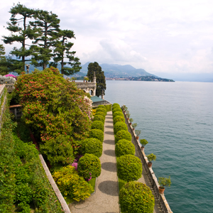 Italy Lake Maggiore Isola Bella Island