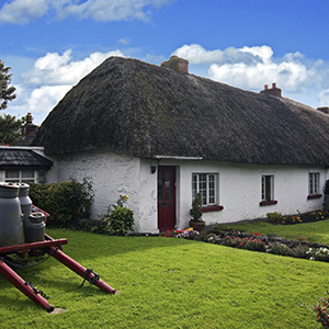 Limerick Irish Cottage House