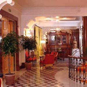 Italy Florence Albani Hotel Monograms