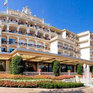 Italy Lake Maggiore Grand Hotel Bristol Monograms