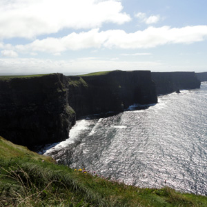 Ireland Cliffs of Moher Globus