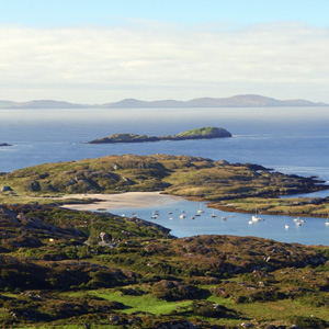 Ireland Ring of Kerry Globus