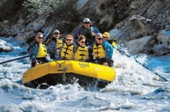 Denali Nenana Gorge Whitewater Raft