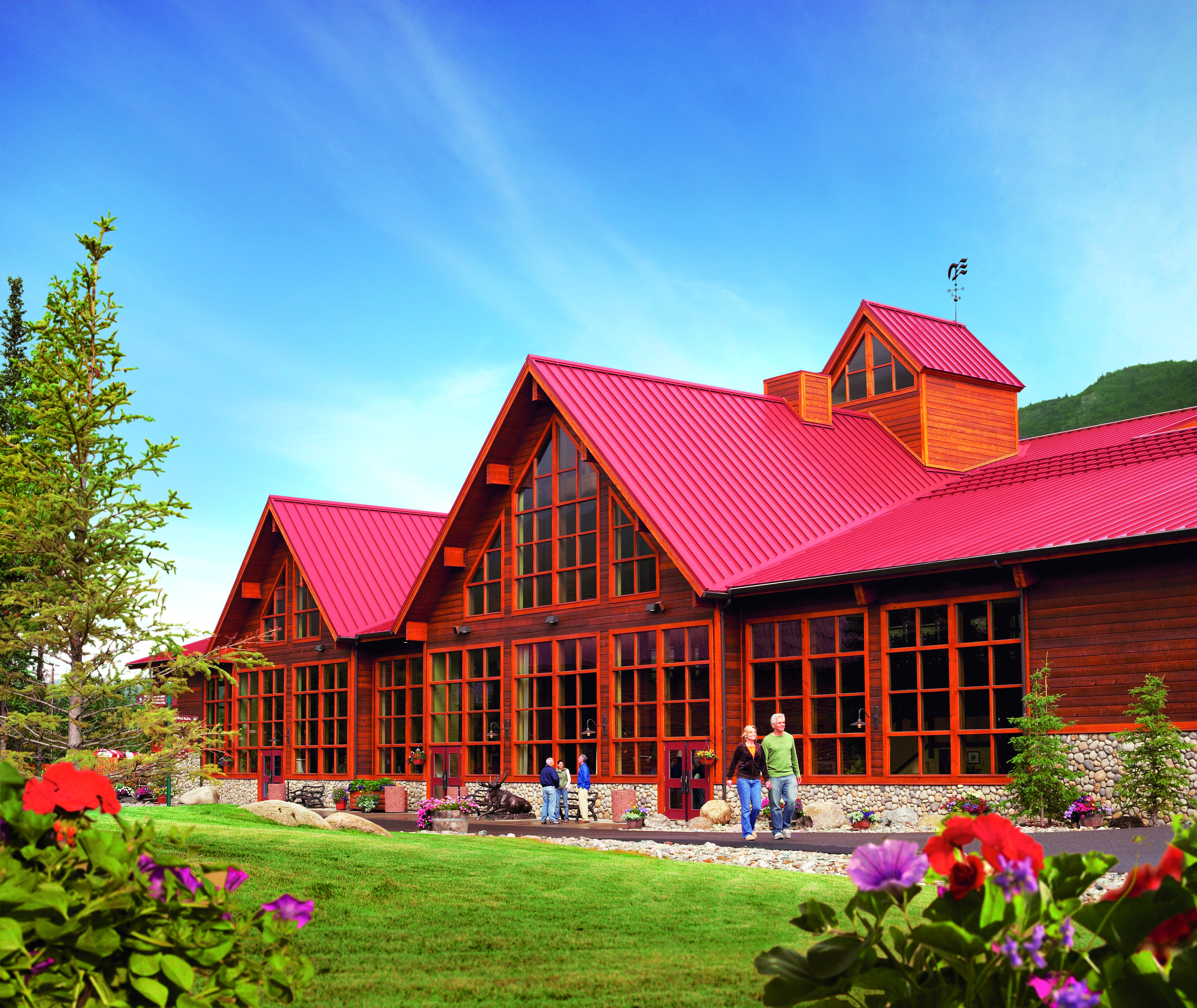 Oddball Escapes Alaska Denali Princess Wilderness Lodge