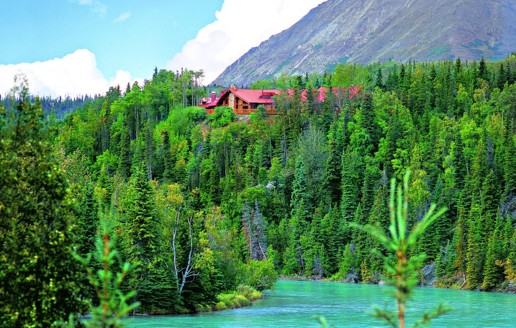 Oddball Escapes Kenai Princess Wilderness Lodge