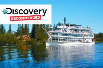 fairbanks riverboat discovery cruise