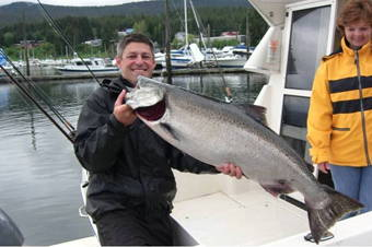 juneau salmon sportfishing