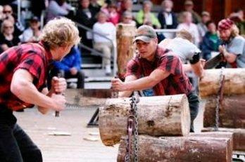ketchikan totem lumberjack