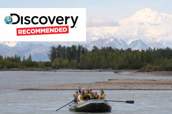 mt mckinley chulitna river rafting