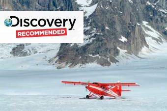 mt mckinley glacier landing explorer