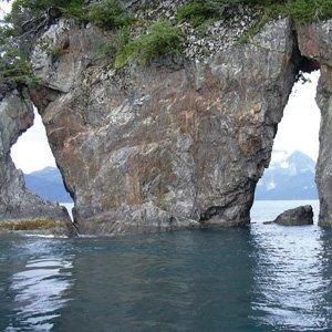 Alaska-Globus-Kenai-Fjords