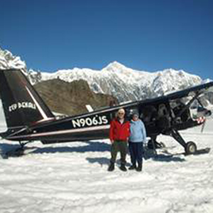Alaska-excursion-Denali-fixed-wing-flightseeing-Globus
