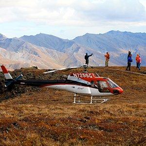 Alaska-excursion-Denali-helihiking-adventure-Globus