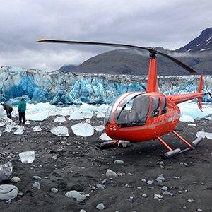 Alaska-excursion-Valdez-glacier-explorer-landing-helicopter-flightseeing-Globus