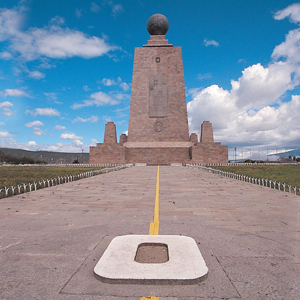 Ecuador-equator-Middle-of-the-World-Cosmos