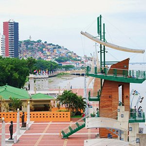 Ecuador-excursion-Guayaquil-city-tour-Cosmos