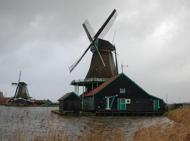 Europe-Holland-windmill-Oddball-Escapes